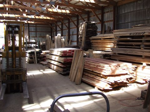 another photo of the lumber shed